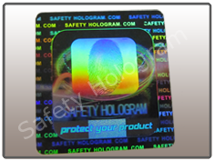 Safety Hologram