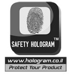 Safety Hologram Logo